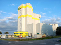 Feed mill 265000 t/a