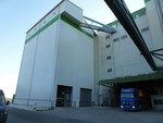 Loading silo system approx. 1300 m³ Volume, new building 2011