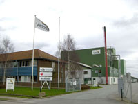 Premix and mineral feed mill in Denmark