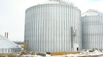 Round silo plant 3 x 4000 t (new building 2012)