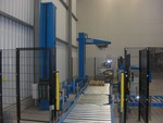 Automatic palletize system up to 600 bags/h